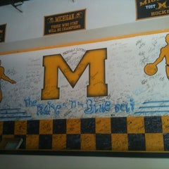 Photo taken at Maize N Blue Deli by Scott H. on 6/22/2012