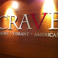 Photo taken at CRAVE by Kevin on 9/2/2012