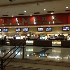 Photo taken at Cinemark by Anderson B. on 4/18/2012