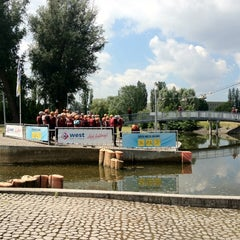 Photo taken at Dutch Water Dreams by Rolf d. on 6/26/2012