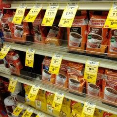 Photo taken at Safeway by Daniel X. on 3/8/2012