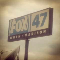 Photo taken at Sinclair Madison SASO Hub @ WMSN FOX47 by Megan M. on 6/7/2012
