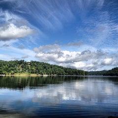 Photo taken at Lake Glenville by Alex C. on 8/31/2012