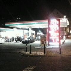 Photo taken at Star Tankstelle by Niels G. on 2/12/2012