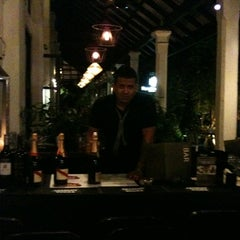 Photo taken at The Dempsey Brasserie by Danny K. on 8/31/2012