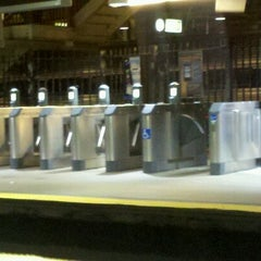Photo taken at Newark PATH Station by Decibel P. on 8/9/2012
