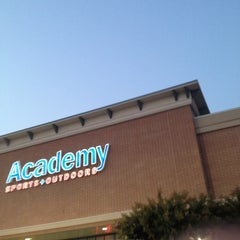 Photo taken at Academy Sports + Outdoors by Ethan H. on 6/30/2012