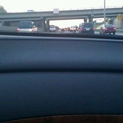 Photo taken at Interstate 75 by Breanna W. on 3/9/2012
