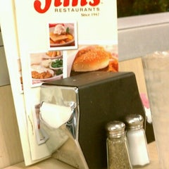 Photo taken at Jim's Restaurant by Don V. on 8/18/2012