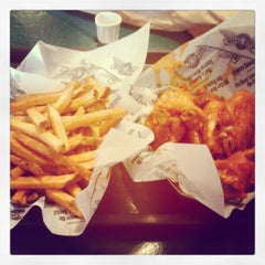 Photo taken at Wingstop by Jarvis R. on 7/5/2012