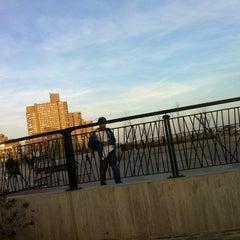 Photo taken at Far Rockaway Skatepark by Spicy M. on 3/7/2012