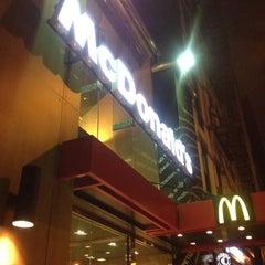 Photo taken at McDonald's by Greg B. on 4/13/2012