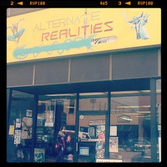 "Photo taken at Alternate Realities by Jose ""JR"" V. on 4/25/2012"