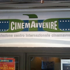 Photo taken at Cinemavvenire Associazione Centro Polivalente by Guido Massimo C. on 3/26/2012