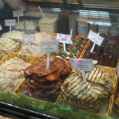 Photo taken at Melissa's Gourmet Deli by Brandon B. on 6/17/2012