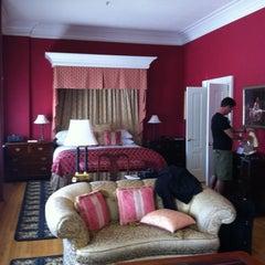 Photo taken at Napa River Inn by Mando P. on 6/12/2012
