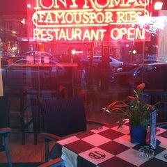 Photo taken at Tony Roma's by Marta G. on 6/15/2012