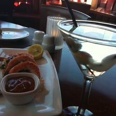 Photo taken at Fleming's Prime Steakhouse & Wine Bar by Wendy B. on 7/10/2012