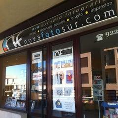 Photo taken at Novafoto Sur S.L. by Oliver Yanes F. on 6/11/2012