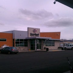 Photo taken at Arrowhead Travel Plaza by Saul C. on 3/23/2012