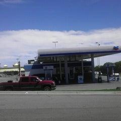 Photo taken at Chevron by Rob C. on 7/29/2012
