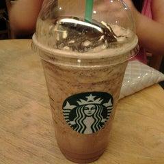 Photo taken at Starbucks by Agus G. on 4/27/2012