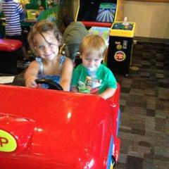 Photo taken at Chuck E. Cheese's by Jonathon I. on 7/6/2012