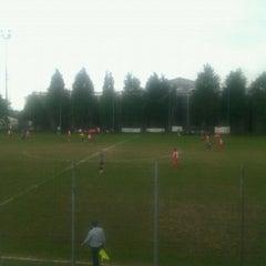 Photo taken at Polisportiva by Massimiliano S. on 5/5/2012