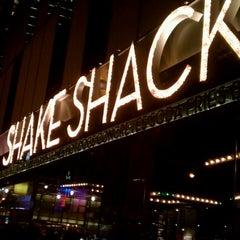 Photo taken at Shake Shack by James N. on 9/12/2012
