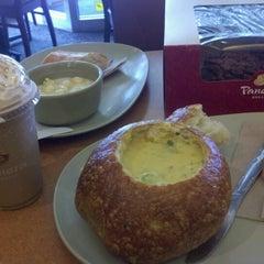 Photo taken at Panera Bread by Whytni R. on 7/30/2012
