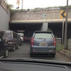 Photo taken at Underpass Senen (Terowongan) by Erick P. on 2/21/2012