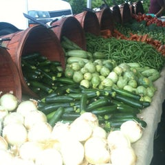 Photo taken at Irvine Farmers Market by Lucyn W. on 7/14/2012