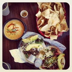 Photo taken at Torchy's Tacos by Rachel E. on 3/11/2012