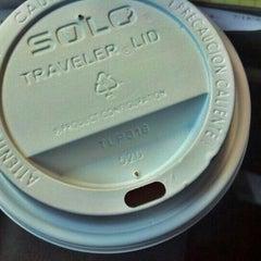 Photo taken at Sidewinder Coffee + Tea by Nebbie L. on 2/6/2012