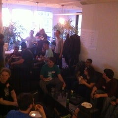 Photo taken at Hunch HQ by Sonali S. on 4/19/2012