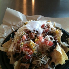 Photo taken at Qdoba Mexican Grill by Kelly on 8/30/2012