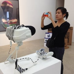 Photo taken at China Art Objects by Daniel R. on 5/13/2012