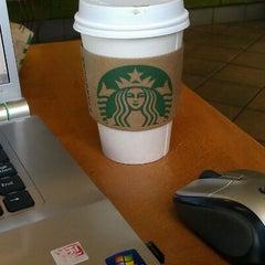 Photo taken at Starbucks by Bryan B. on 4/11/2012