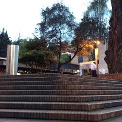 Photo taken at Pontificia Universidad Javeriana by Jan H. on 8/22/2012