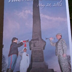 Photo taken at National Soldiers Home by Jason B. on 5/28/2012