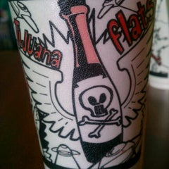 Photo taken at Tijuana Flats by Brittany H. on 2/20/2012