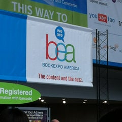 Photo taken at BookExpo America 2012 by Emily B. on 6/6/2012