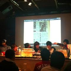 Photo taken at LOFT/PLUS ONE by eddie b. on 4/9/2012