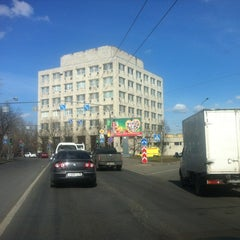 Photo taken at Кировский район by Андрюшка Я. on 4/2/2012