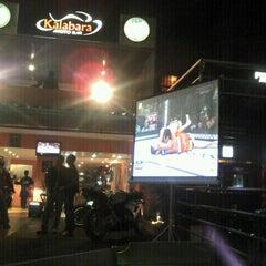 Photo taken at Kalabara Moto Bar by Evandro G. on 8/4/2012