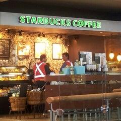 Photo taken at Starbucks by Ian M. on 8/3/2012