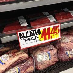 Photo taken at Supermarket by Luiz M. on 8/15/2012