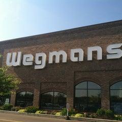 Photo taken at Wegmans by Nate Munger on 7/3/2012