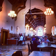 Photo taken at The Great Hall by Jennifer L. on 5/1/2012