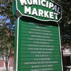 Photo taken at Sweet Auburn Curb Market by Kedric K. on 6/2/2012
